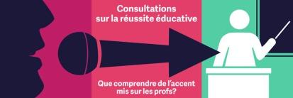 Consultations sur la réussite éducative : Que comprendre de l'accent mis sur lesprofs?