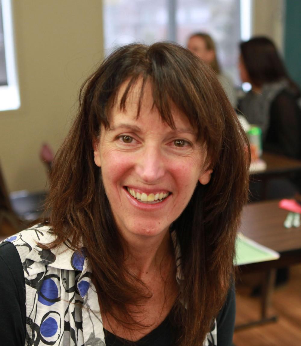 Chantal Dupont – enseignante auprimaire